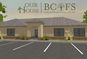 Photo: Our House Shelter Rendering