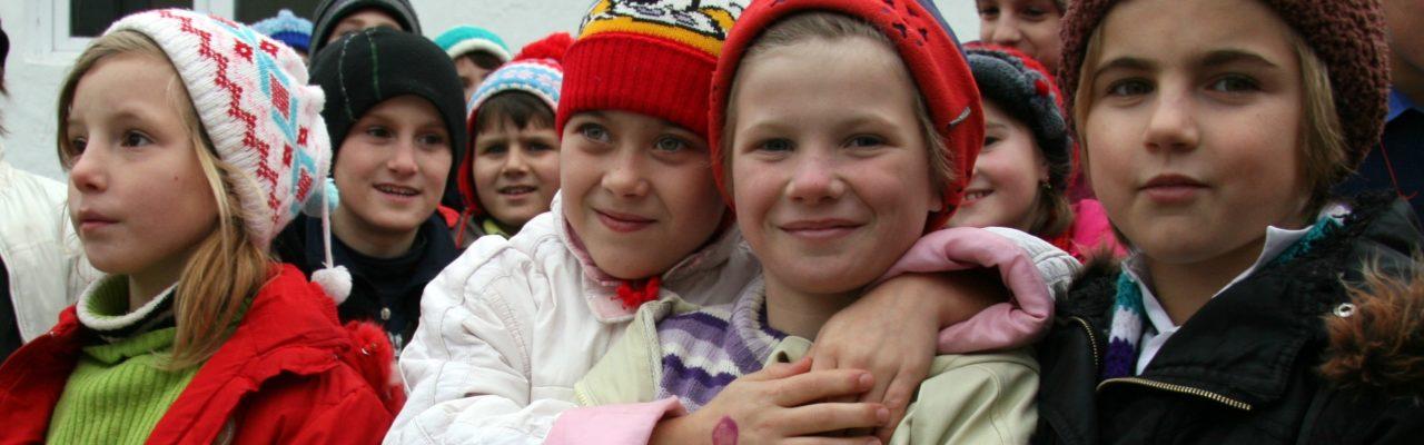 Photo: moldova kids