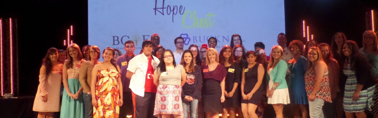 Photo: Hope Chest youth celebrated