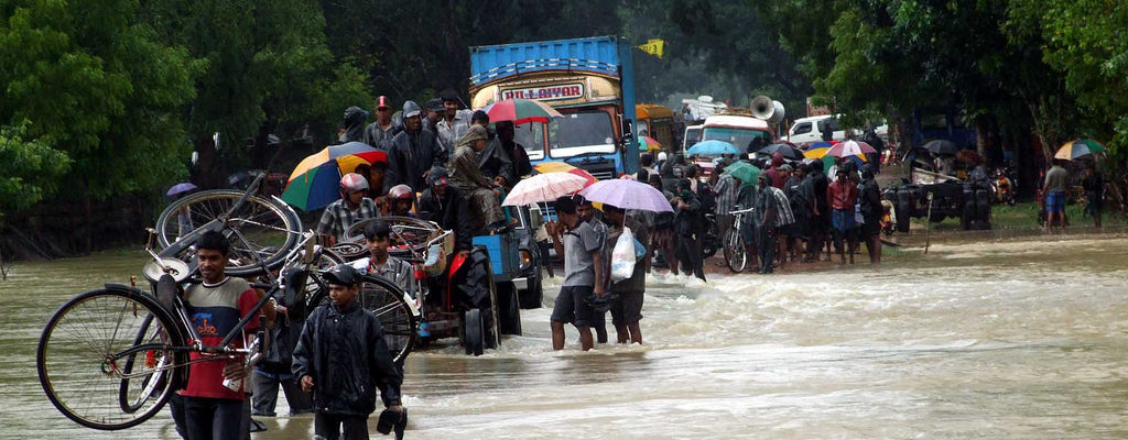 Photo: Sri Lanka flood