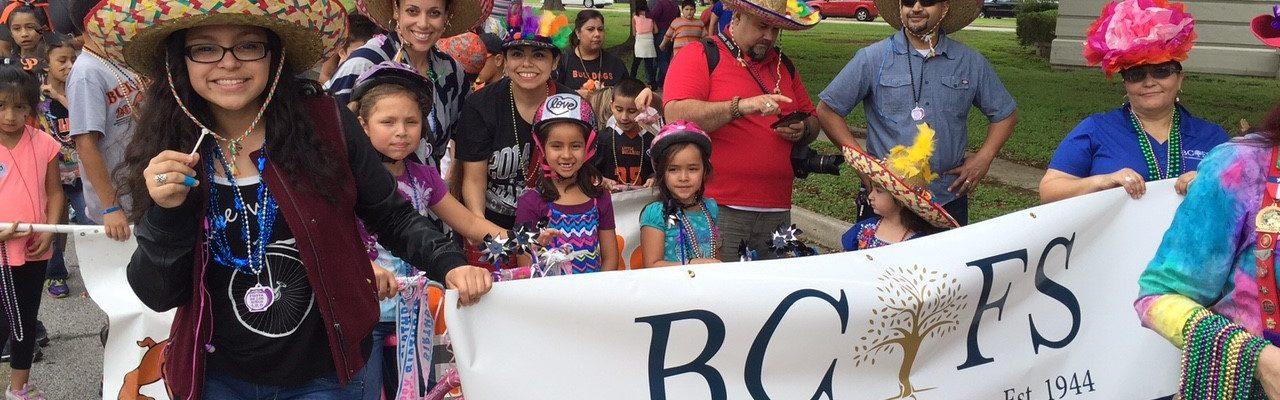 BCFS at Fiesta de los Ninos