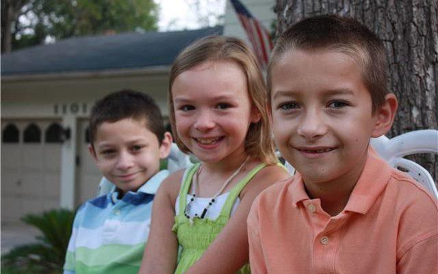 BCFS adoptive family