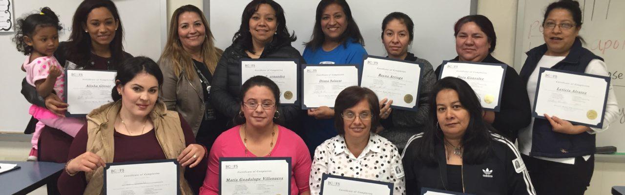 Photo: PMNC Graduates