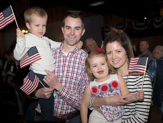 Photo: Family at Night to Remember Event