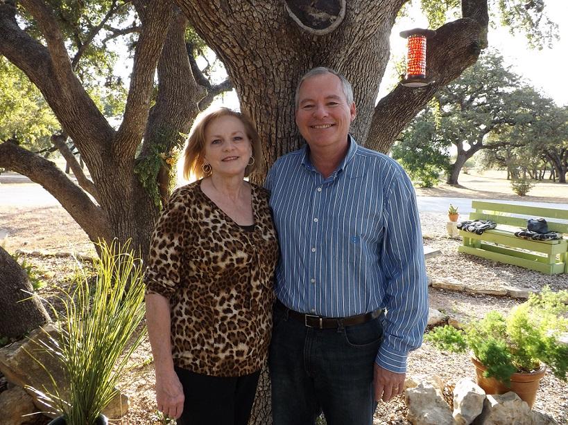 Photo: Pam and Geoffrey Farmer