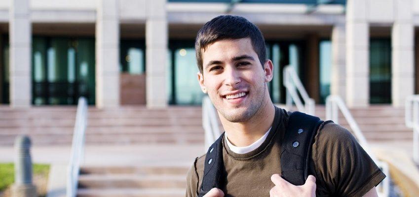 Photo: College Student
