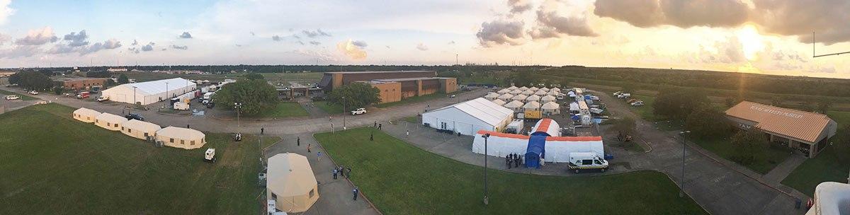 Photo: Hurricane Response Facility
