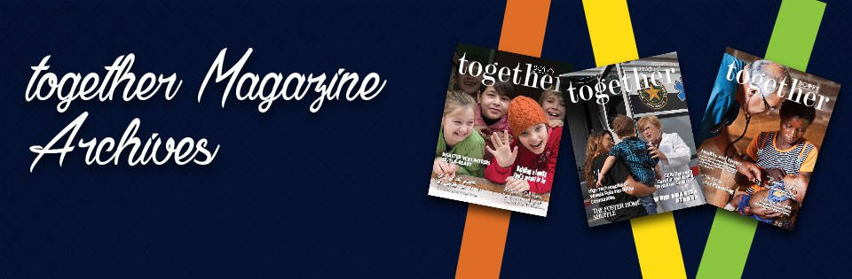 BCFS Together Magazine Archives
