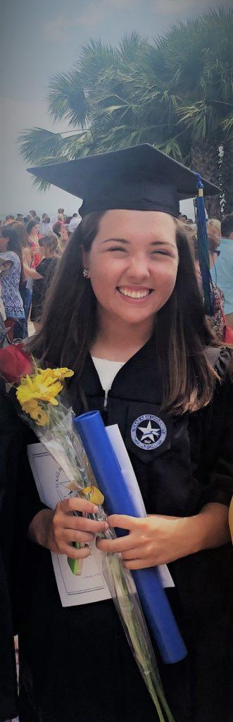 Bethany Graduating
