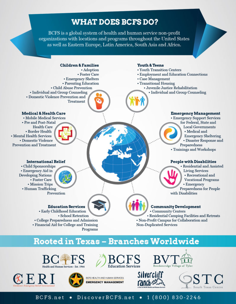 What Does BCFS Do?