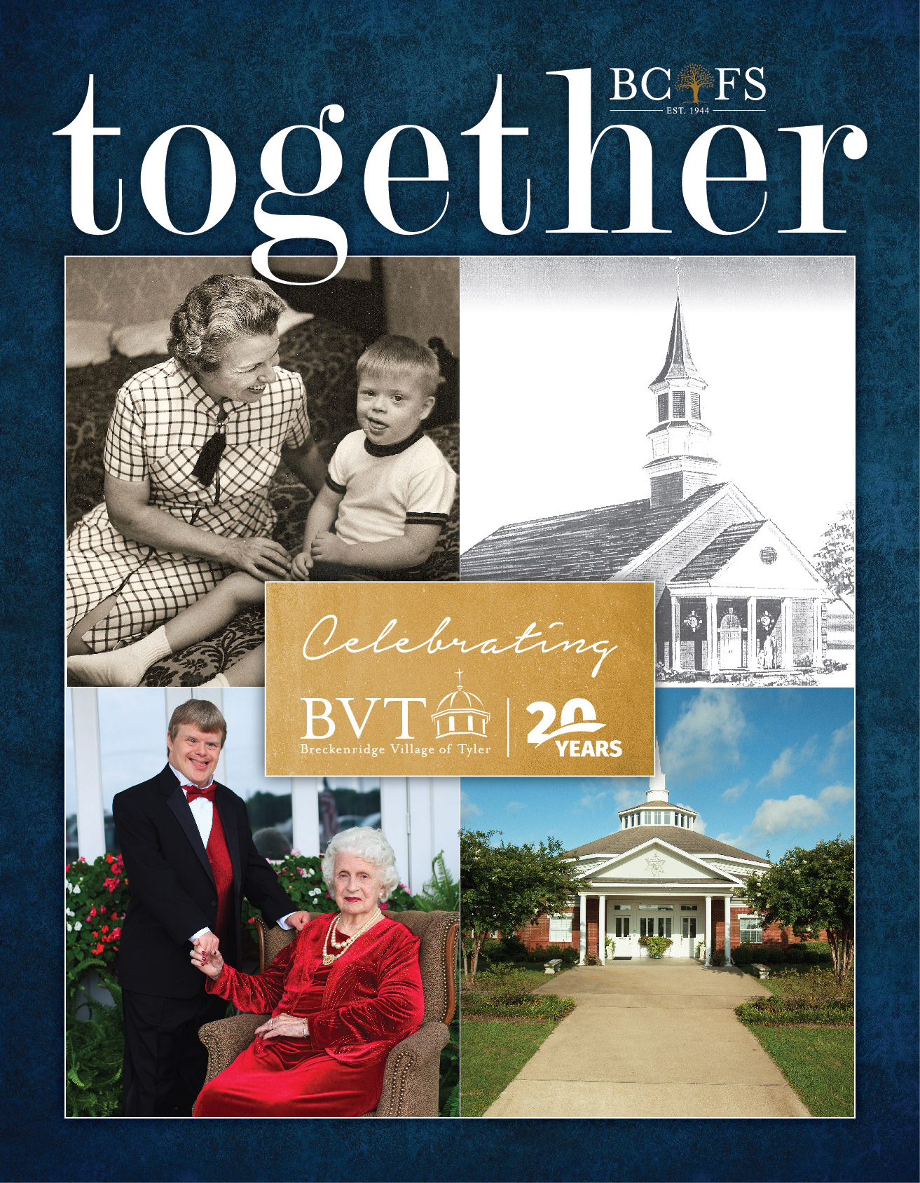 BCFS together magazine