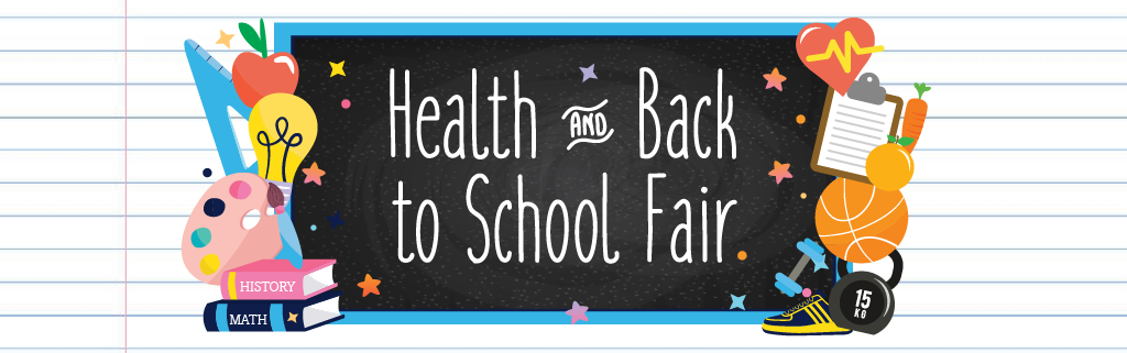 Health and Back to School Fair