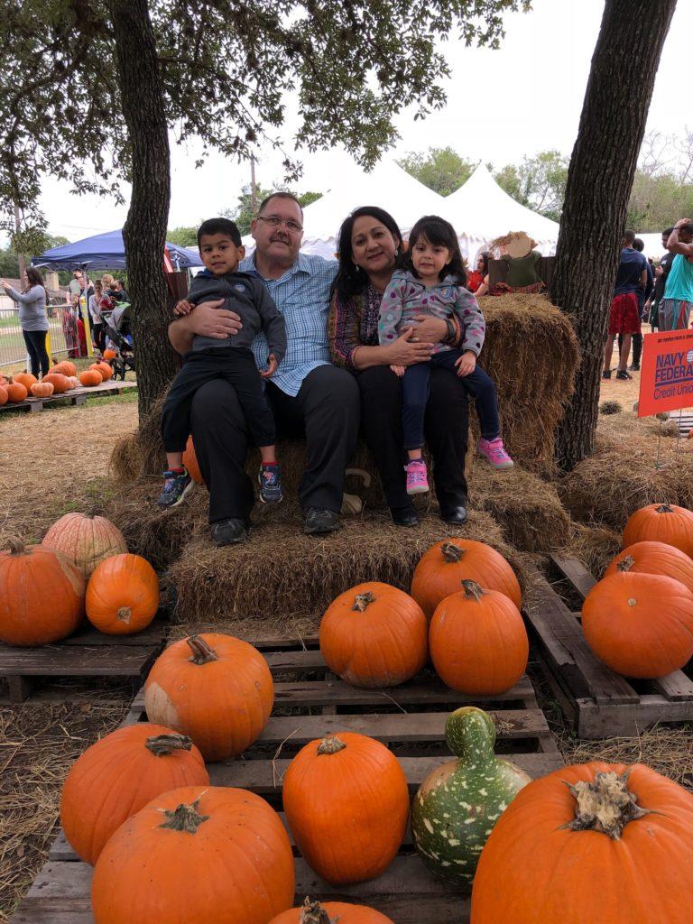 Lamzas pumpkin patch